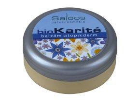 Atopikderm balzam Bio Karité Saloos (Objem 50 ml)