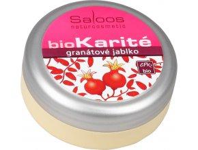 Balzam Granátové jablko Bio Karité Saloos (Objem 50 ml)
