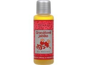 Granátové jablko bio olej - Saloos (Objem 50 ml)