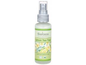 Lemon Tea tree kvetová voda Saloos (Objem 50 ml)