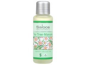 Tea tree Manuka odličovací olej - Saloos (Objem 50 ml)