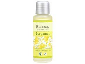 Bergamot odličovací olej - Saloos (Objem 50 ml)