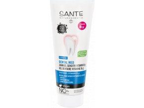 Zubná pasta s vitamínom B12 bez fluoridu - Sante