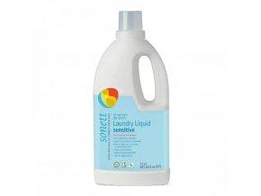 Tekutý prostriedok na pranie Sensitive Sonett (Objem 2 litre)