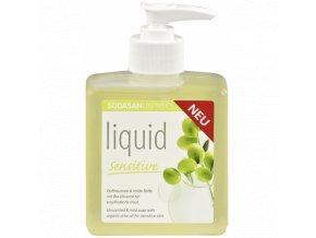 BIO tekuté mydlo na ruky Sensitive - Sodasan