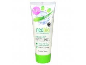 Pleťový peeling Fresh Neobio (Obsah 100 ml)