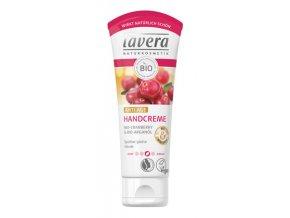 Regeneračný Anti Age krém na ruky - Lavera (Objem 75 ml)