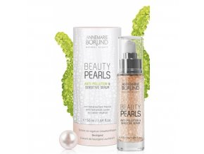 BEAUTY PEARLS Anti-Pollution & SENSITIVE Sérum - Annemarie Borlind