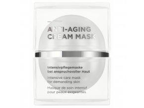 anti ageing kremova maska