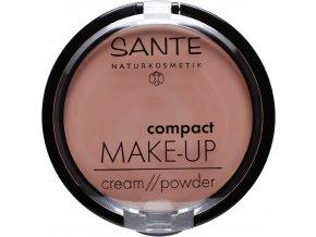 kompaktny make up 03 fawn sante