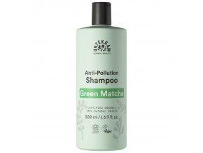 green matcha sampon