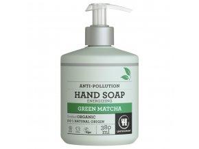 tekute mydlo green matcha urtekram