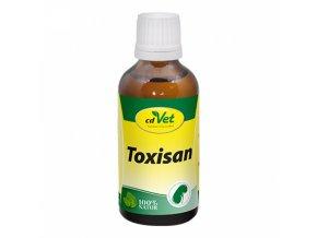 toxisan cistic organov cdvet