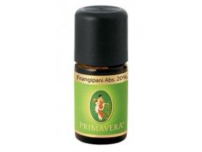 etericky olej frangipani