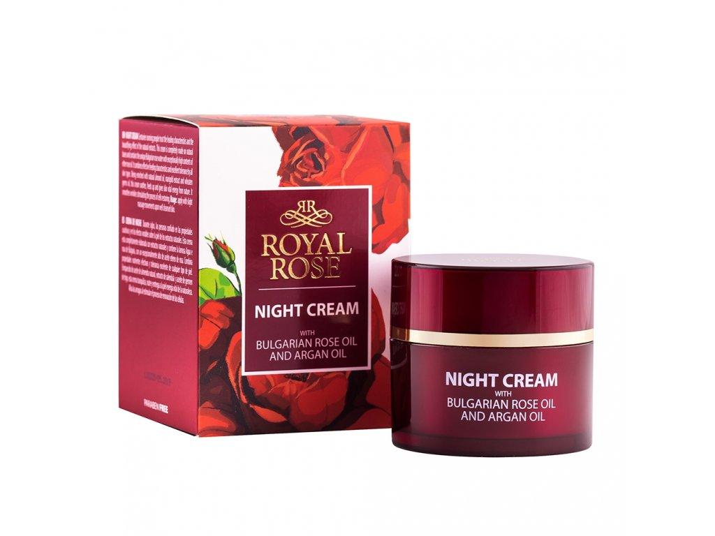 601 1 nocni krem s ruzovym a arganovym olejem 50 ml