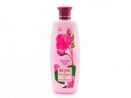379 1 sprchovy gel s ruzovou vodou rose of bulgaria 330 ml