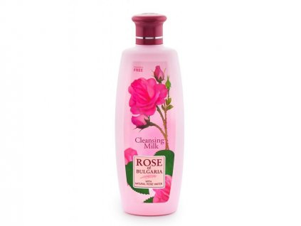 385 1 cistici mleko s ruzovou vodou rose of bulgaria 330 ml