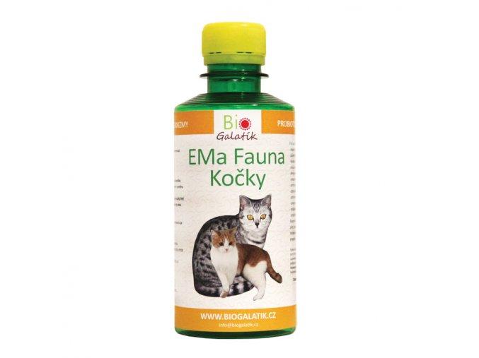 Ema Fauna Kočky 250 ml
