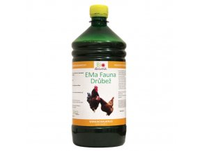 EMa Fauna Drůbež 1 l