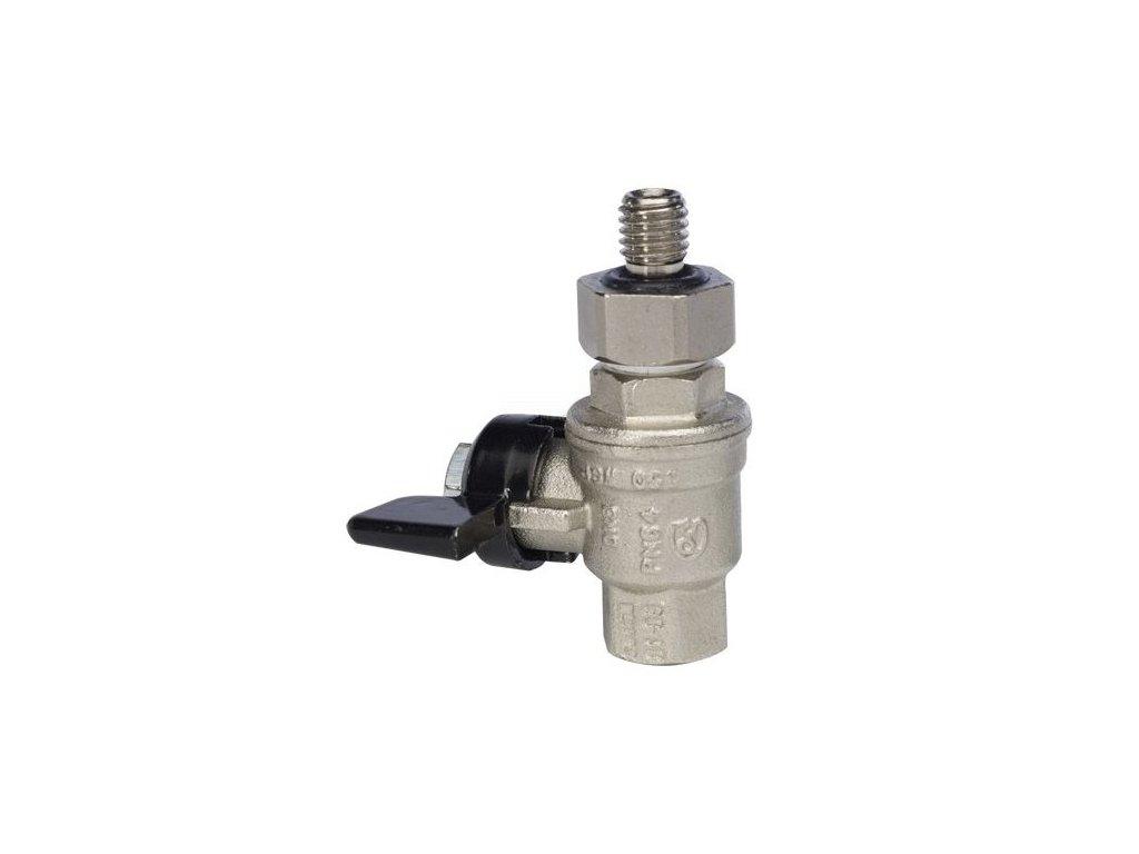 odkalovací ventilček cintropur