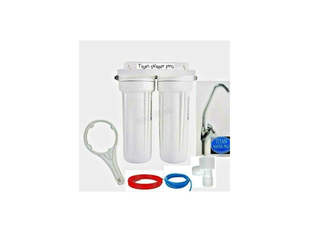 DUO filter na pitnú vodu