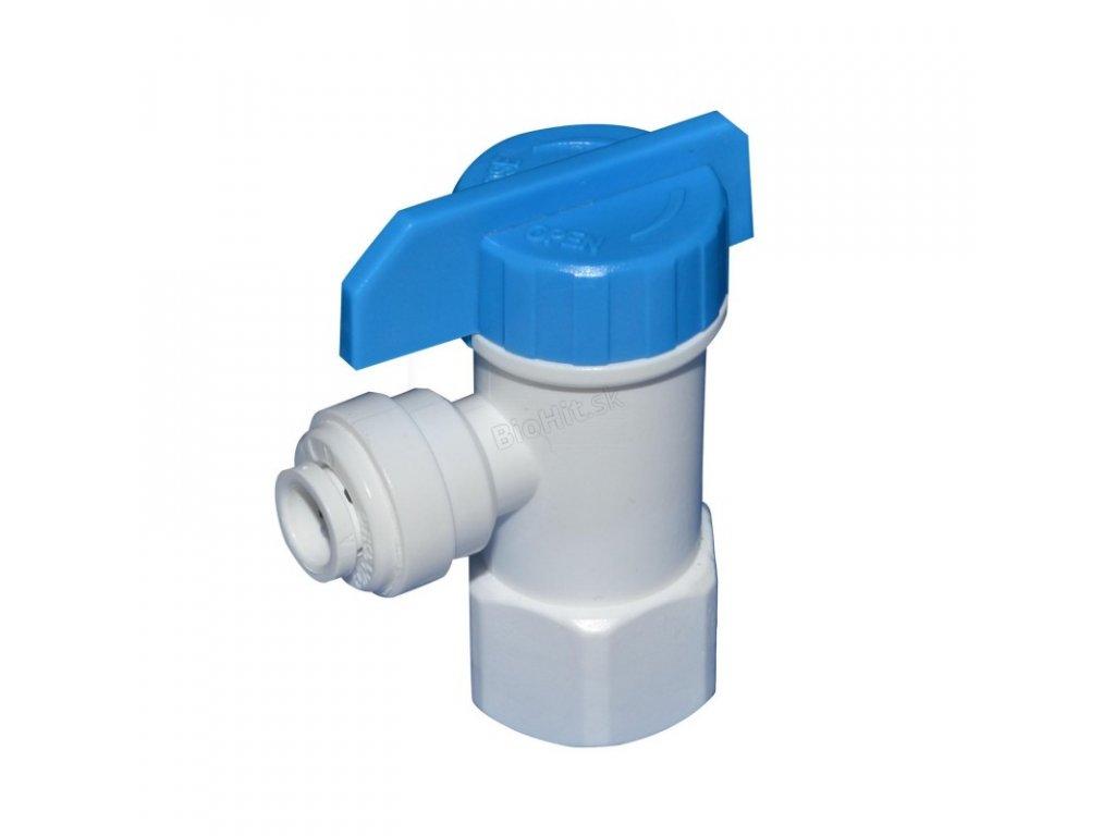 ventil zásobníka osmotického filtra