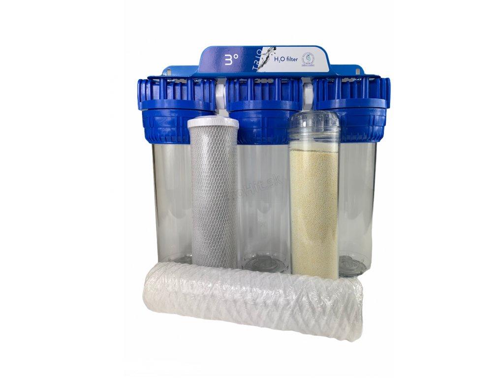 Filter na vodu trio s anex vložkou