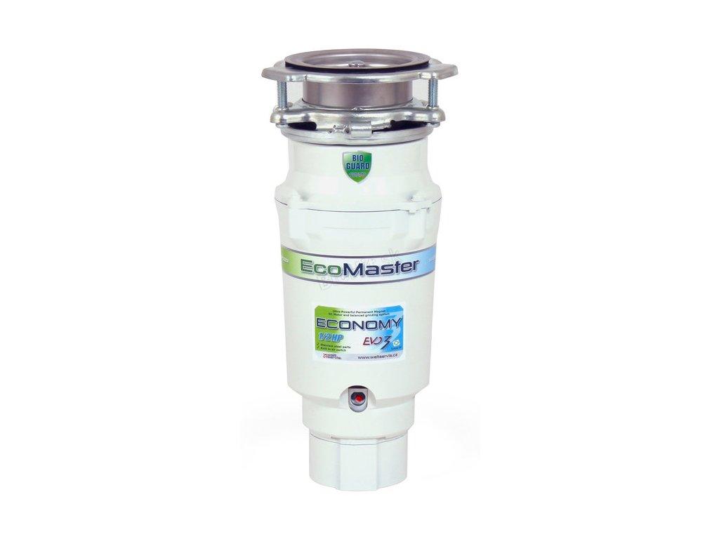 Drvič odpadu EcoMaster ECONOMY EVO3
