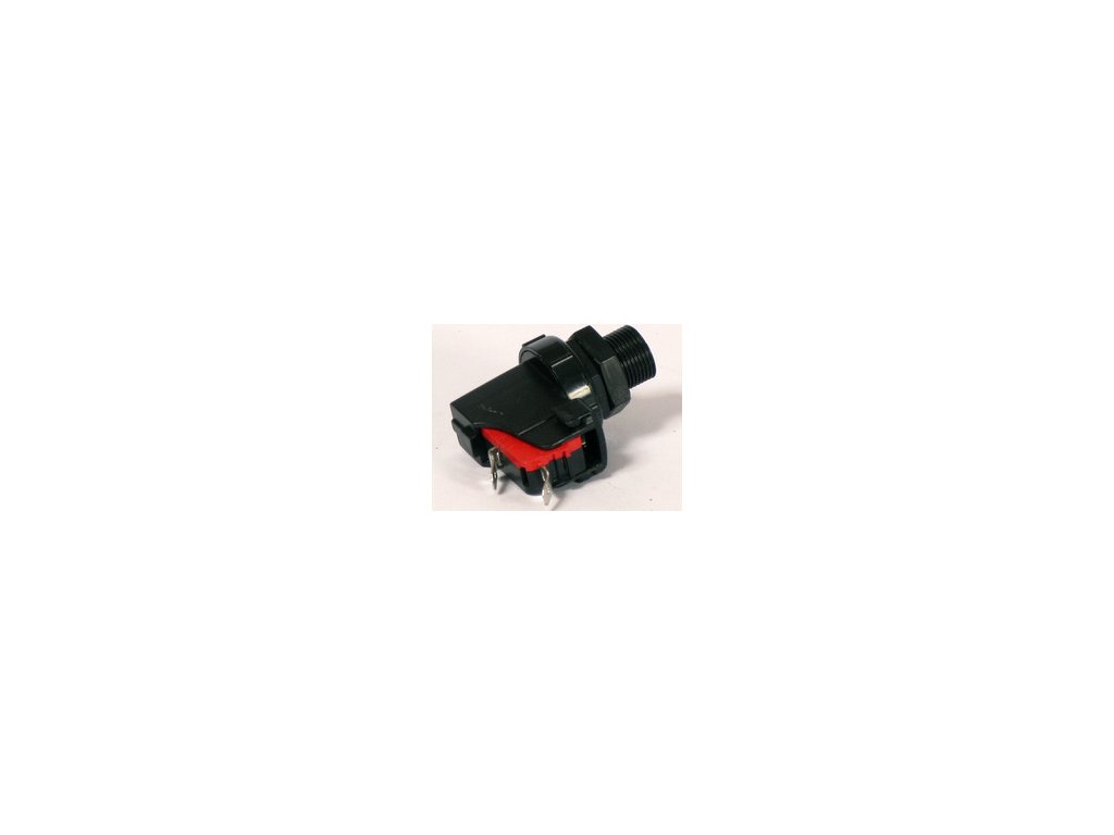 Mikrospínač s pneumechanikou