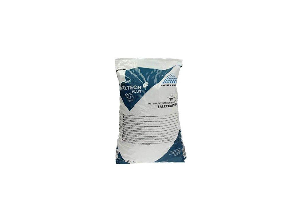 soľ tabletovaná do zmäkčovača vody