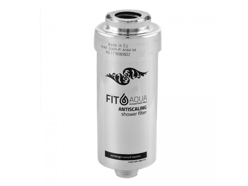 Sprchový filter silver