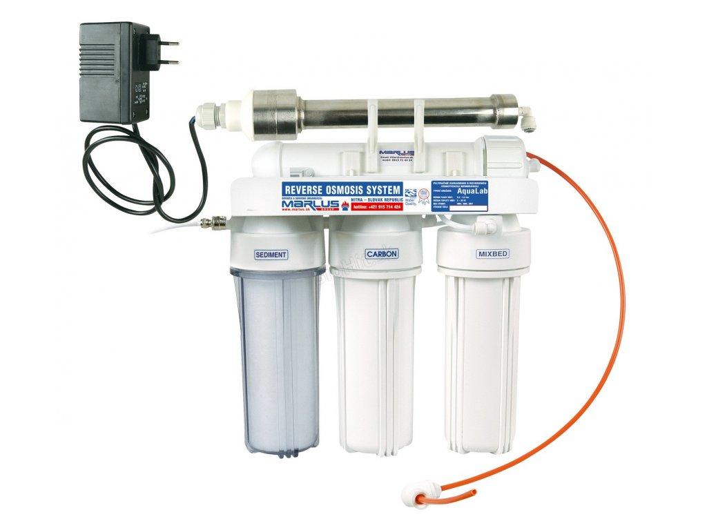 destilátor vody aqualab