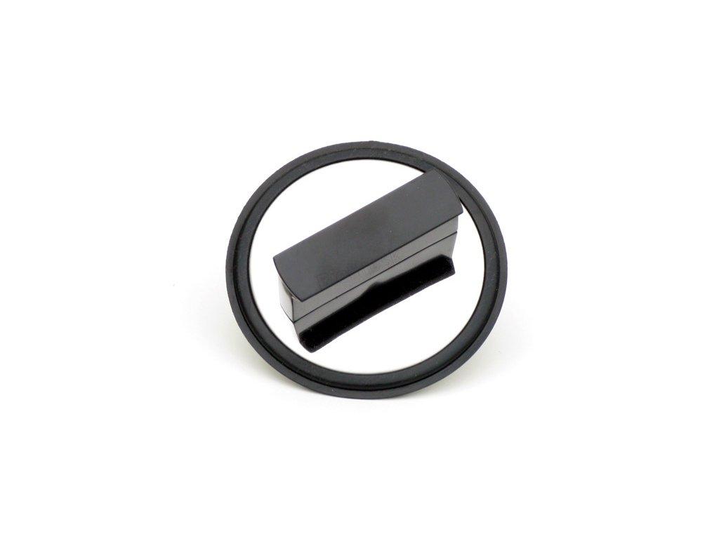 nerezová zátka pre drvič ecomaster