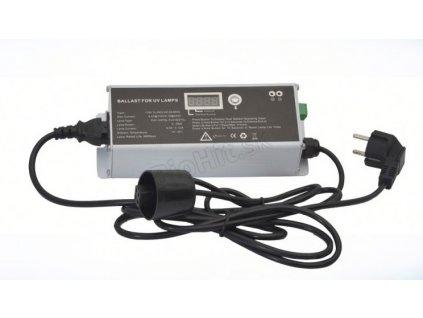 adaptér k uv lampe s časovačom