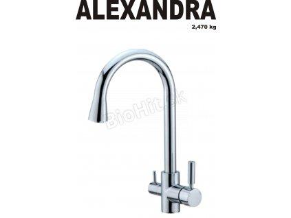 vodovodná batéria alexandra