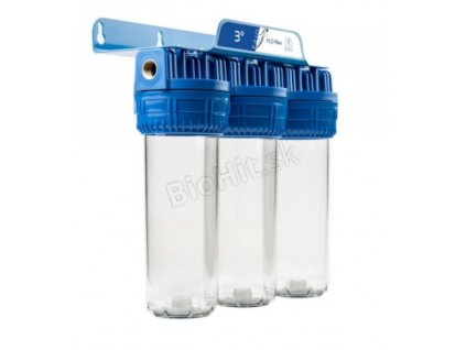 Trio nádoba na filtre na vodu