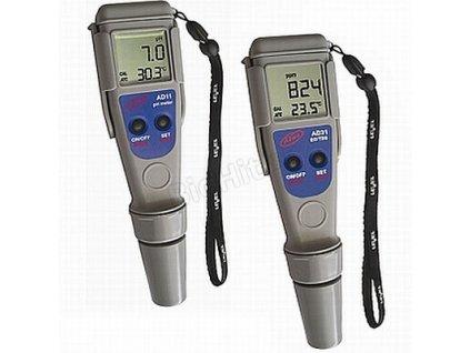 merač ph vody