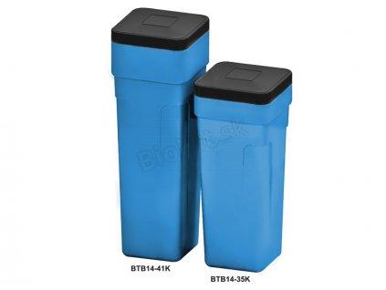 nádoba na zmäkčovač vody dve veľkosti
