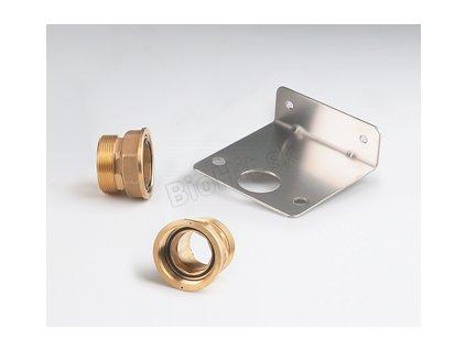 kovový držiak na strenu vodného filtra cintropur