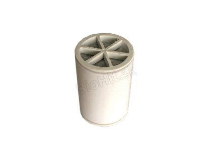náhradná náplň do sprchové filtra chrómová