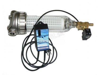 pieskový filter na vodu