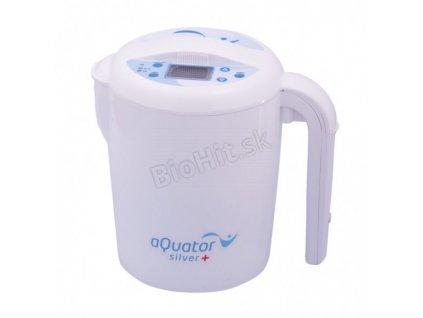 aQuator silver ionizátor vody
