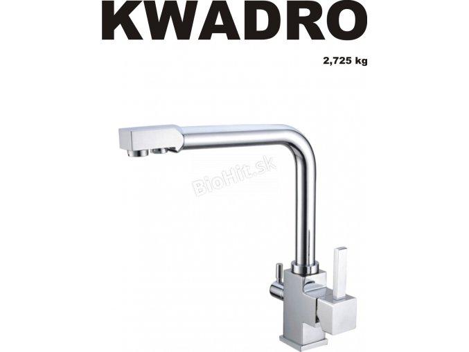 vodovodná batéria kwadro