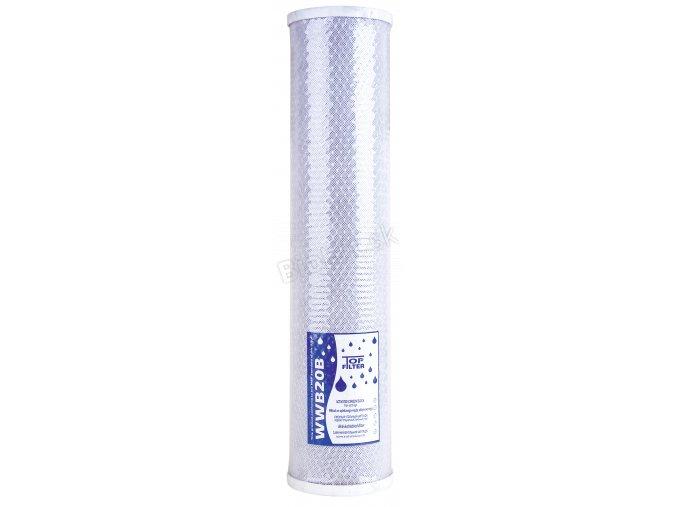 uhlíkový filter big blue CTO