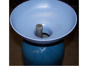 lievik pre zmäkčovač vody