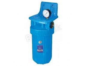 vodný filter s manometrom big blue