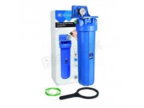"vodný filter Big Blue 20"" filter + držiak + kľúč"