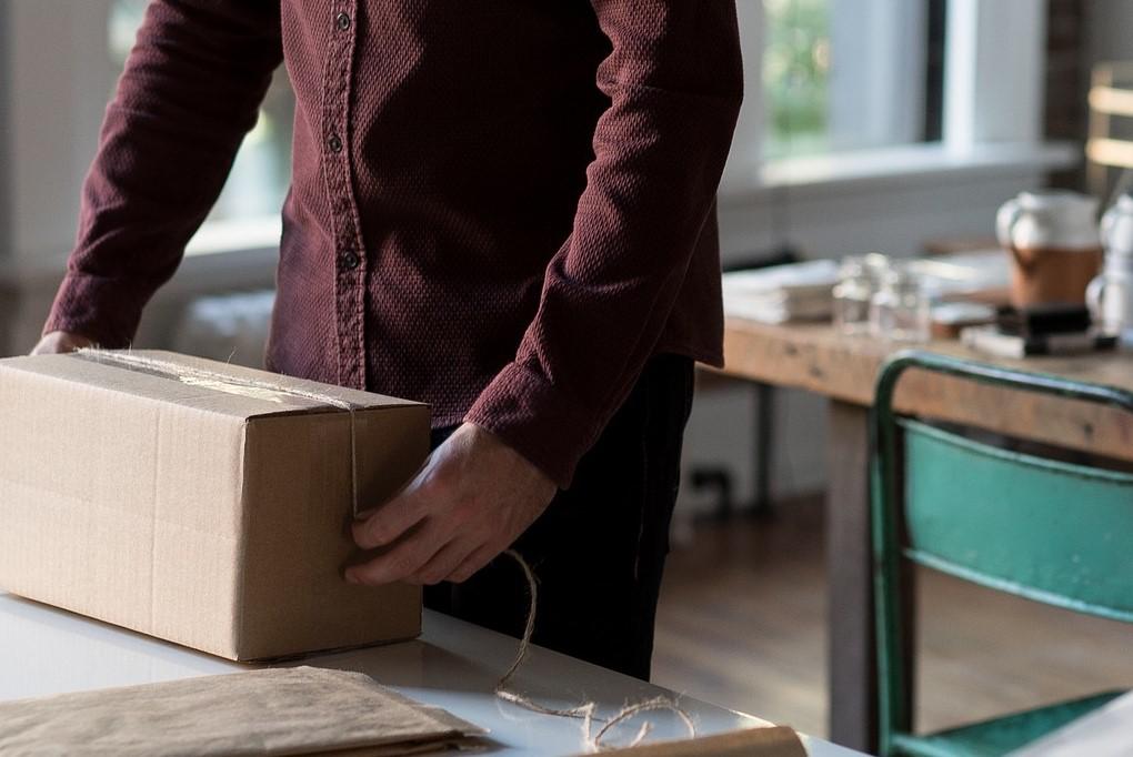 Jak v BioKate balíme vaše zásilky