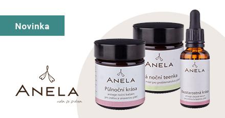 Česká přírodní kosmetika Anela