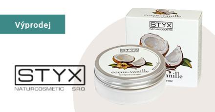 Rakouská kosmetika STYX za bezkonkurenční ceny